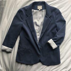 Slate Blue Urban Outfitters Women's Blazer